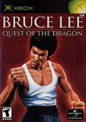 Bruce Lee Quest of The Dragon - Xbox Game
