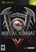 Mortal Kombat:DEADLY ALLIANCE - Xbox Game