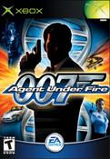 007 Agent Under Fire James Bond - Xbox Game