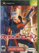 Rogue Ops - Xbox Game