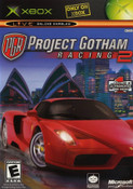 Project Gotham Racing 2 - Xbox Game