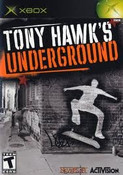 Tony Hawk's Underground - Xbox Game