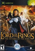 The Lord of the Rings: Return of the King - Xbox Game