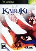 Kabuki Warriors Xbox Fighting Game Xbox