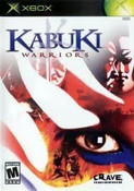Kabuki Warriors Xbox Fighting Game Xbox