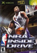 NBA Inside Drive 2002 - Xbox Game