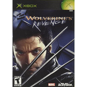 Wolverine's Revenge X2 Video Game For Microsoft Xbox