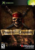 Pirates of The Caribbean - Xbox Game