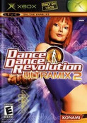 Dance Dance Revolution Ultramix 2- Xbox Game