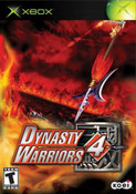 Dynasty Warriors 4 - Xbox Game