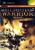 Full Spectrum Warrior - Xbox Game