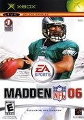 Madden 06 - Xbox Game