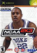 NCAA 2K3 College Basketball - Xbox Game