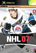 NHL 07 - Xbox Game