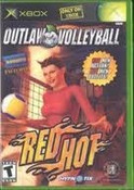 OutLaw Volleyball Red Hot - Xbox Game