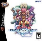Complete Phantasy Star Online - Dreamcast Game