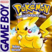 Complete Pokemon Pikachu Yellow - Game Boy