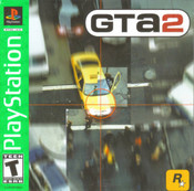 Complete Grand Theft Auto 2 (GTA 2) Greatest Hits - PS1 Game