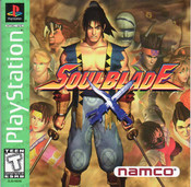 Soul Blade Greatest Hits - PS1 Game