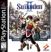 Complete Suikoden II - PS1 Game