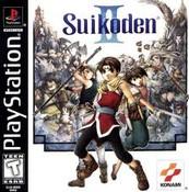 Complete Suikoden II - PS1 Game