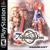Threads Of Fate - PS1 Game