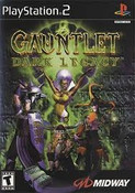 Gauntlet Dark Legacy - PS2 Game