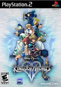 Kingdom Hearts II - PS2 Game