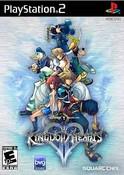 Kingdom Hearts II - PS2 Game