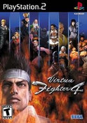 Virtua Fighter 4 - PS2 Game