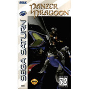 Complete Panzer Dragoon Saturn complete CIB game for sale.