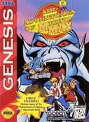 Complete Adventures of Mighty Max - Genesis