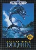 Complete Ecco The Dolphin - Genesis