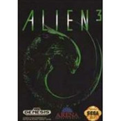 Complete Alien 3 - Genesis