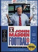 Complete Madden Football 93 - Genesis