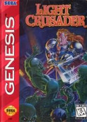Complete Light Crusader - Genesis