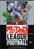 Complete MUTANT LEAGUE Football - Genesis