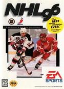 NHL 96 - Genesis Cover Art