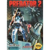 Predator 2 (II) Complete Game For Sega Genesis