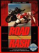 Complete Road Rash - Genesis