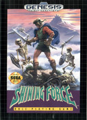 Complete Shining Force - Genesis