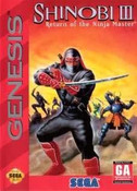 Complete Shinobi (3) III - Genesis