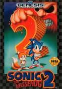 Complete Sonic The Hedgehog 2 Standard - Genesis