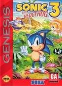 Complete SONIC The HEDGEHOG 3 - Genesis