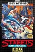 Complete Streets of Rage - Genesis