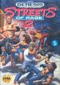 Complete Streets of Rage 2 - Genesis