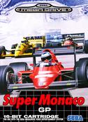 Complete Super Monaco GP - Genesis