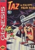 Complete Taz in Escape from Mars - Genesis