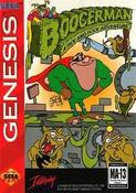 Complete Boogerman - Genesis