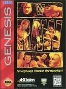 Complete WWF Raw - Genesis